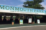 monmouth park entrance