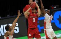 rutgers basketball shot